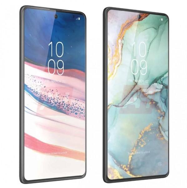 تصاویر جدید دو گوشی گلکسی Note 10 Lite و S10 Lite منتشر شدند