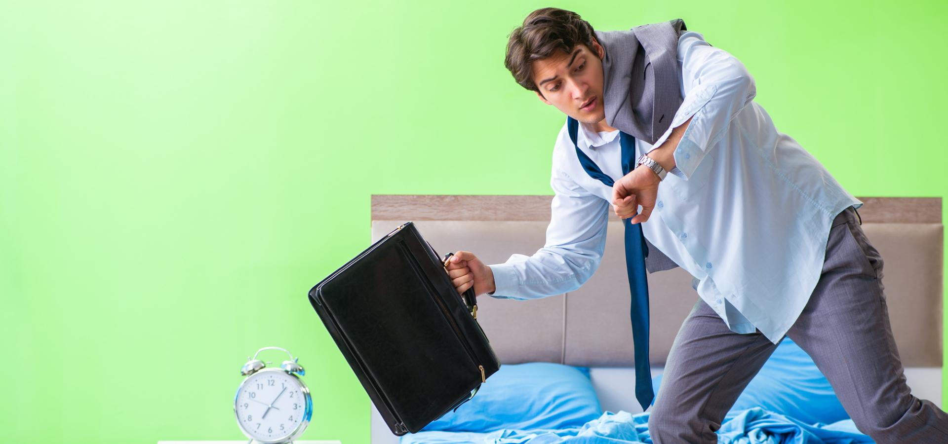 چه ارتباطی میان خوابهای آشفته و رضایت شغلی ما وجود دارد؟