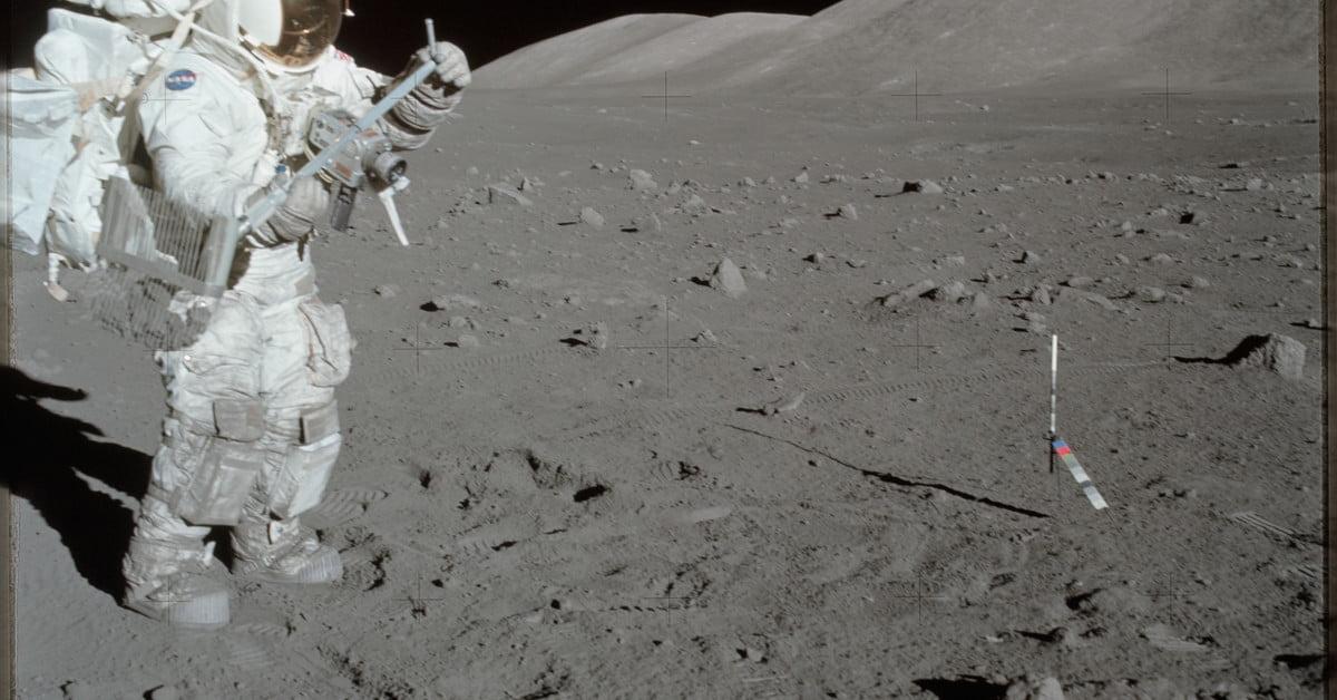 رنگ پراکنده کننده بار الکتریکی ناسا راهحل بالقوه یک مشکل بزرگ فضانوردان است