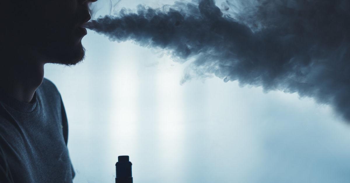 مرکز کنترل بیماری آمریکا 2051 پرونده آسیب به ریه ناشی از ویپینگ را تایید میکند