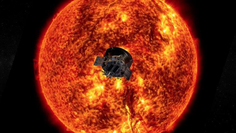 پرواز تاریخ ناسا به سطح خورشید، راز بادهای خورشیدی را فاش کرد 1