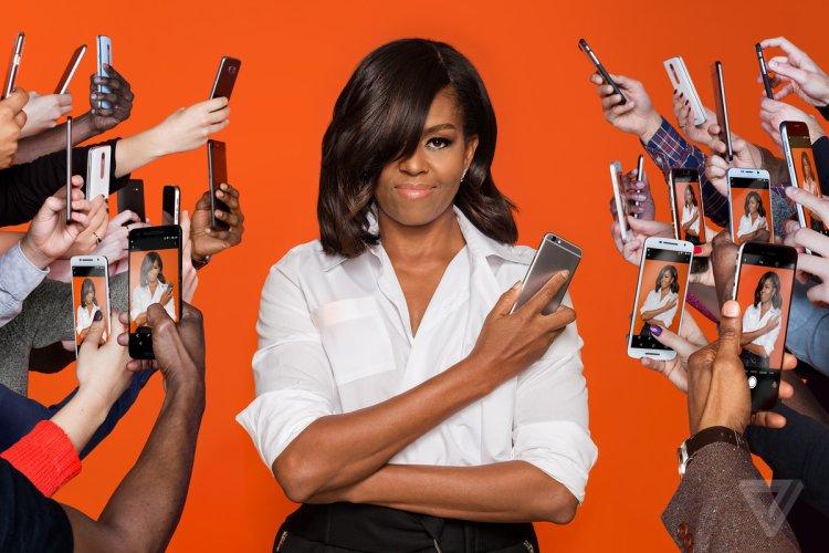 میشل اوباما با یوتیوب در چه مورد است؟ 2