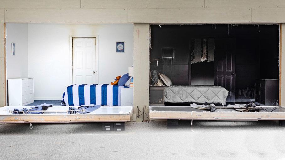 چرا برای نجات جان خود باید درب اتاق خوابتان را ببندید؟