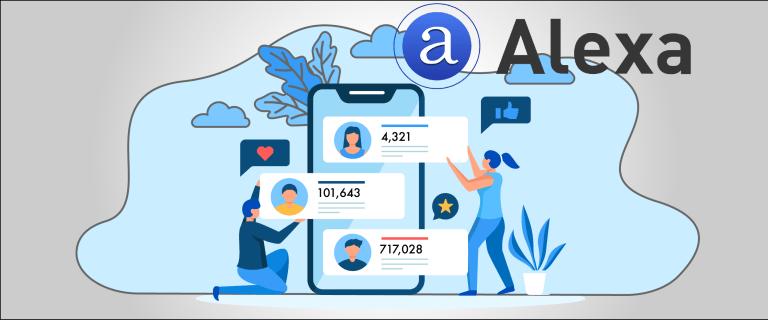 چطور رتبه الکسا سایتتان را افزایش دهیم؟