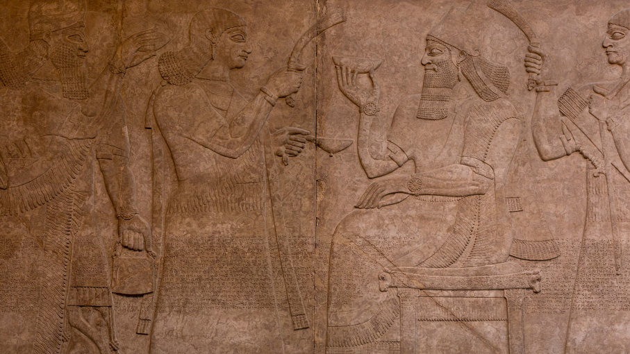کسی اولین پادشاه دنیا بود؟