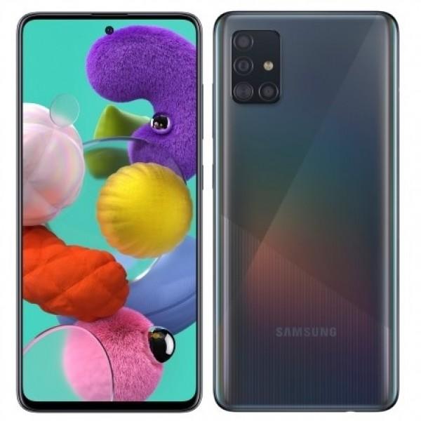 دو گوشی جدید گلکسی A51 و A71 سامسونگ چه مشخصاتی دارند؟