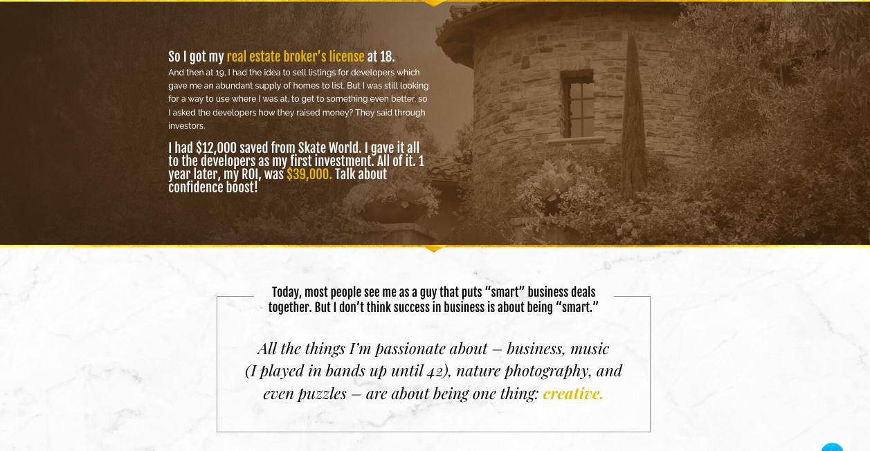 11 راز برای ایجاد یک برند شخصی قدرتمند 17