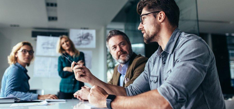 3 راه برای پوشاندن شکاف بین تیمهای فناوری اطلاعات و مالی
