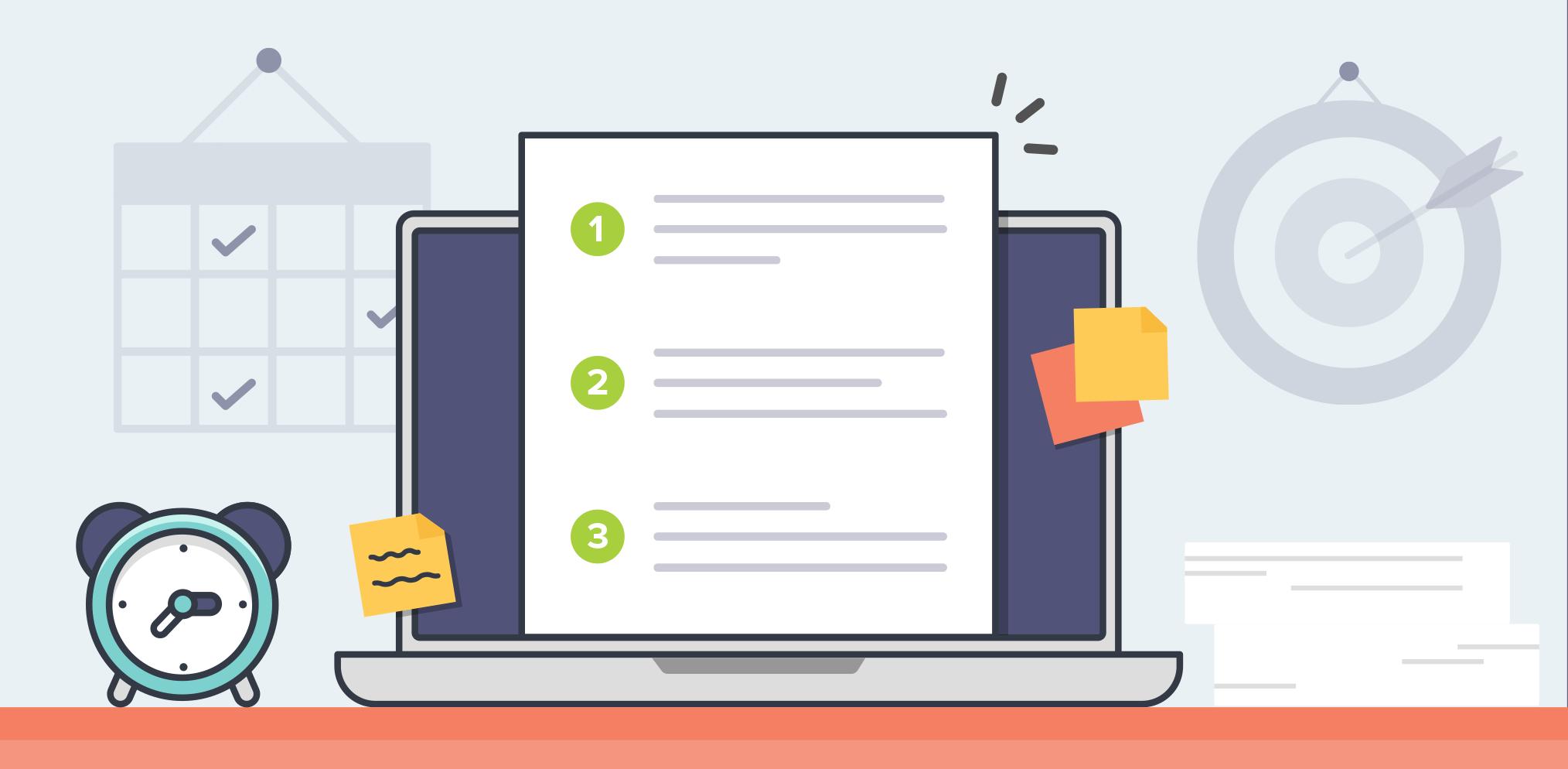 5 راه ساده برای انتشار یک پست با شروع کوبنده