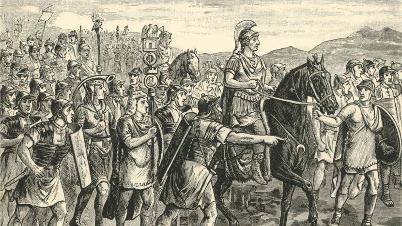 روکیدا - 9 حقیقت شگفتانگیز در مورد ژولیوس سزار: دیکتاتور ابدی -