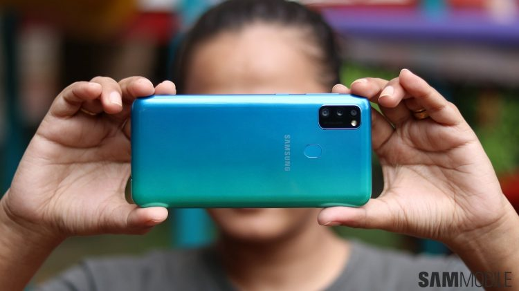 Galaxy M30s review 18