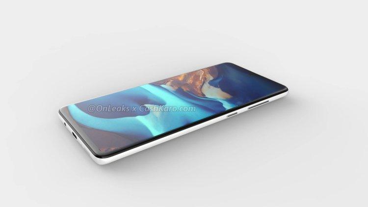 Samsung Galaxy A71 Renders