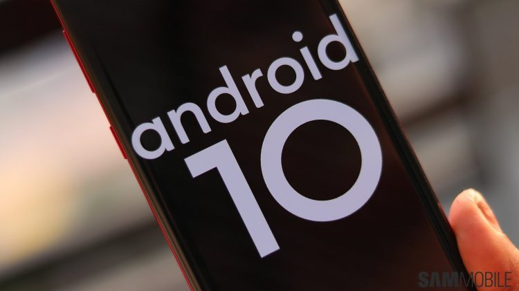 galaxy note 10 android 10 9