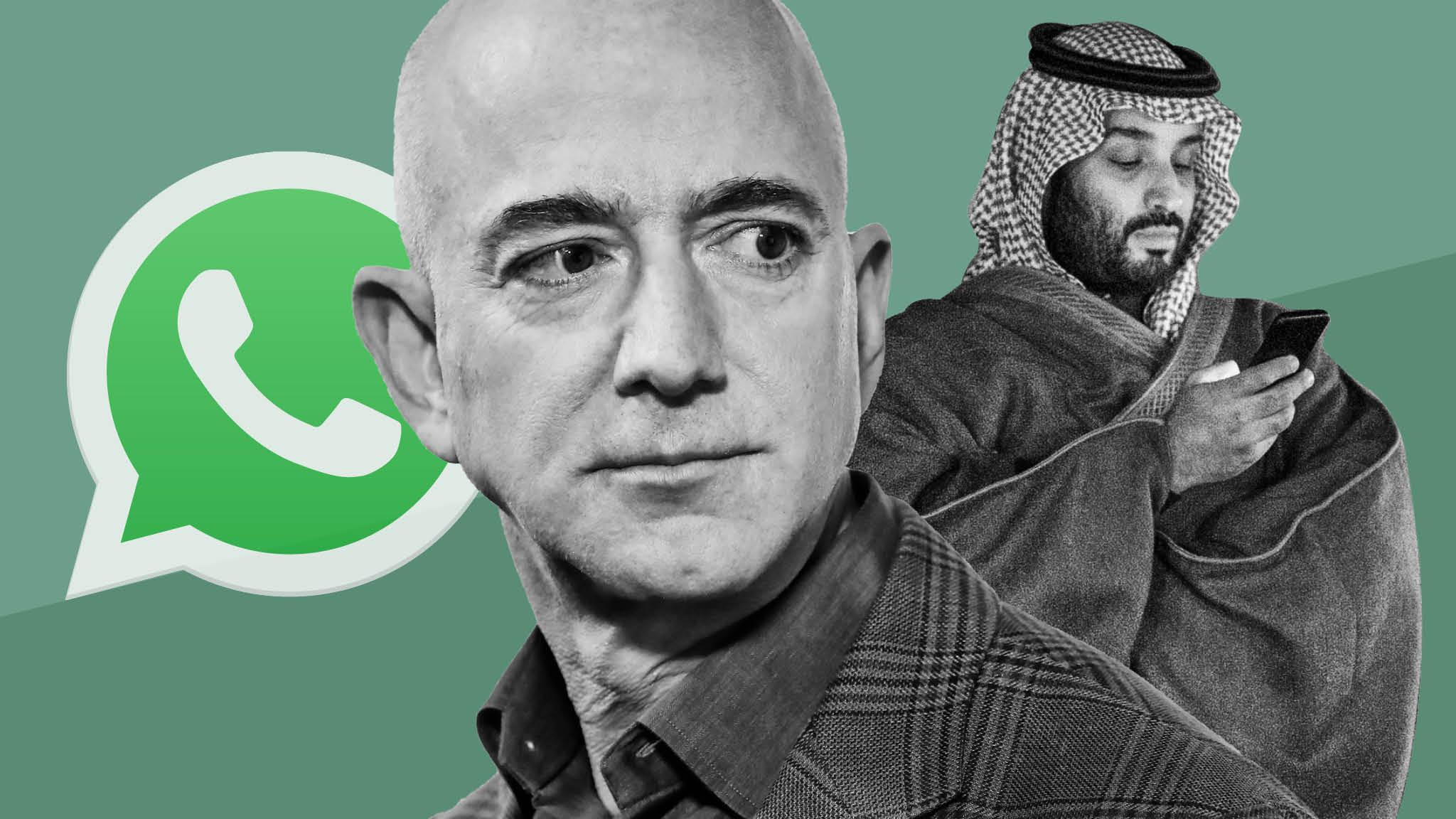 آیا شاهزاده عربستان سعودی قصد هک جف بزوس را داشته است؟ 1