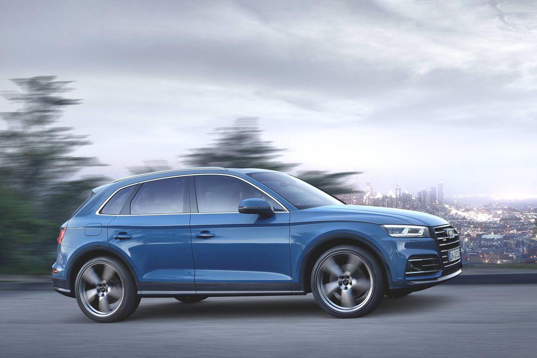 با 2020 Audi Q5 اولین خودروی کراس اوور هیبریدی پلاگین آئودی آشنا شوید