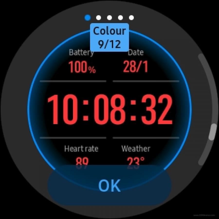 بررسی و نقد ساعت هوشمندGalaxy Watch Active2 26