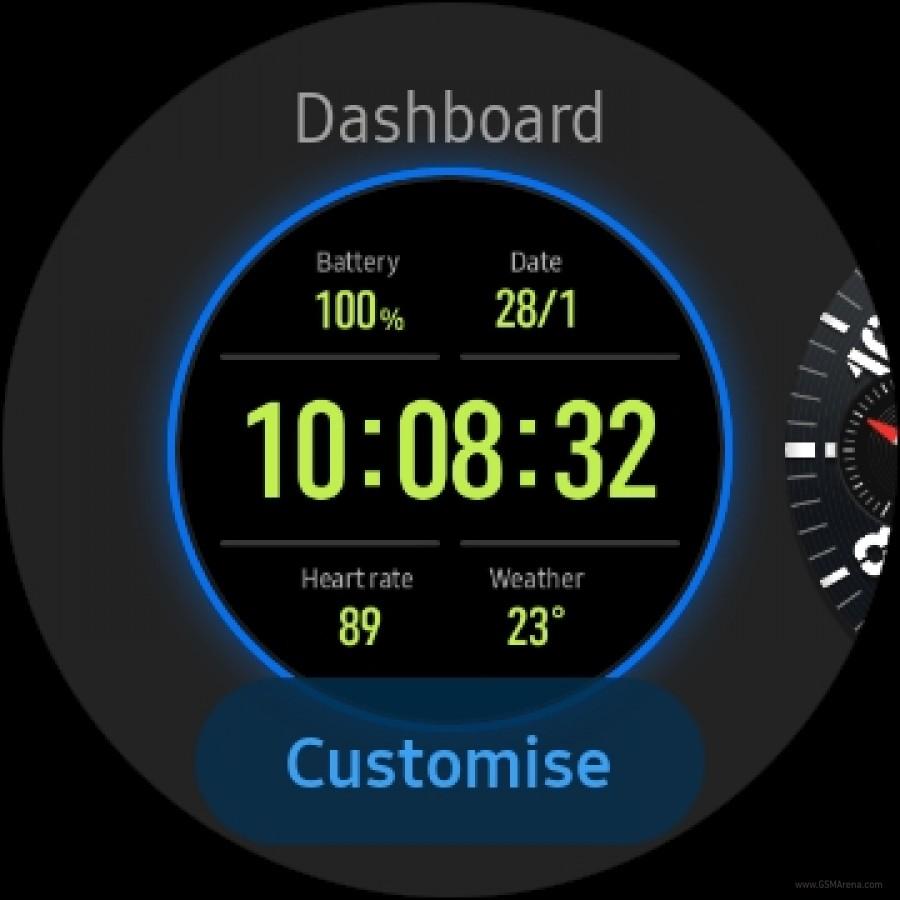 بررسی و نقد ساعت هوشمندGalaxy Watch Active2 27