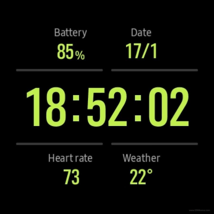 بررسی و نقد ساعت هوشمندGalaxy Watch Active2 28