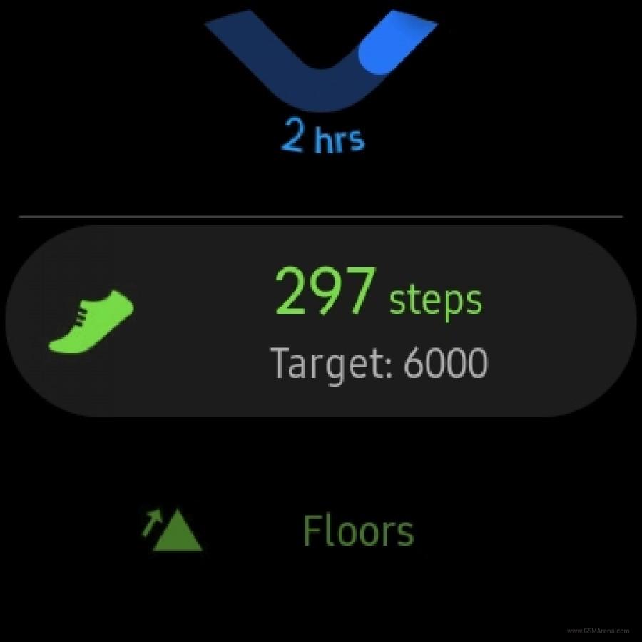 بررسی و نقد ساعت هوشمندGalaxy Watch Active2 5