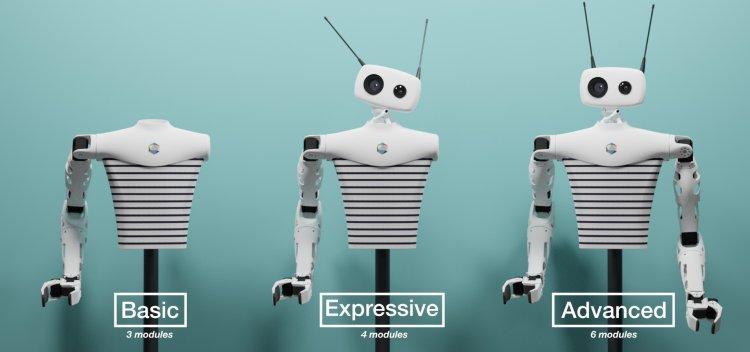 ربات متن باز ریچی