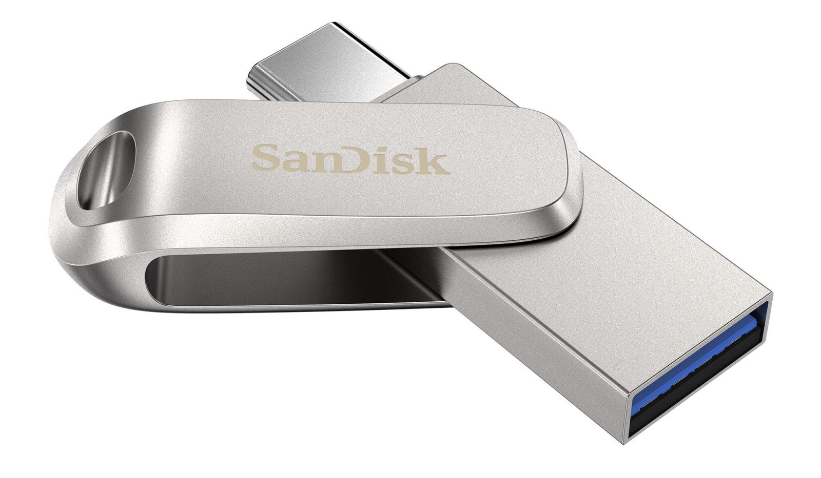 سن دیسک از یک هارد اساسدی 8 ترابایت قابل حمل رونمایی کرد