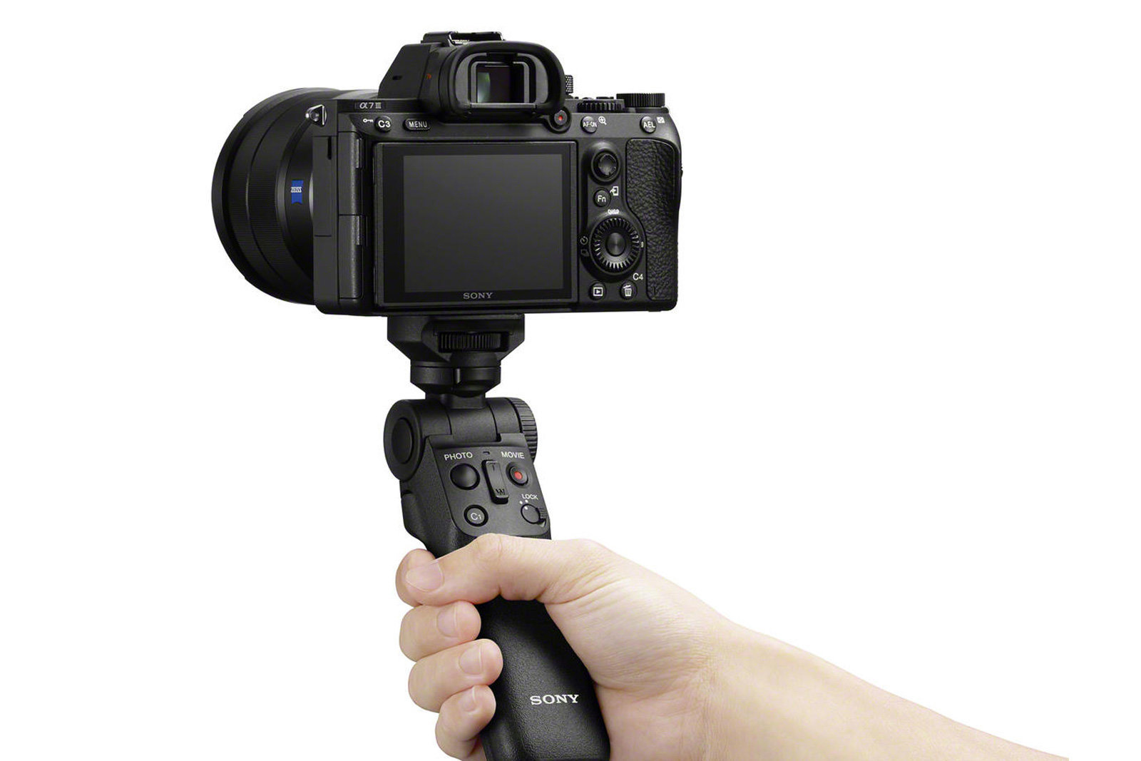 سونی گریپ دوربین بیسیم GP-VPT2BT را معرفی کرد