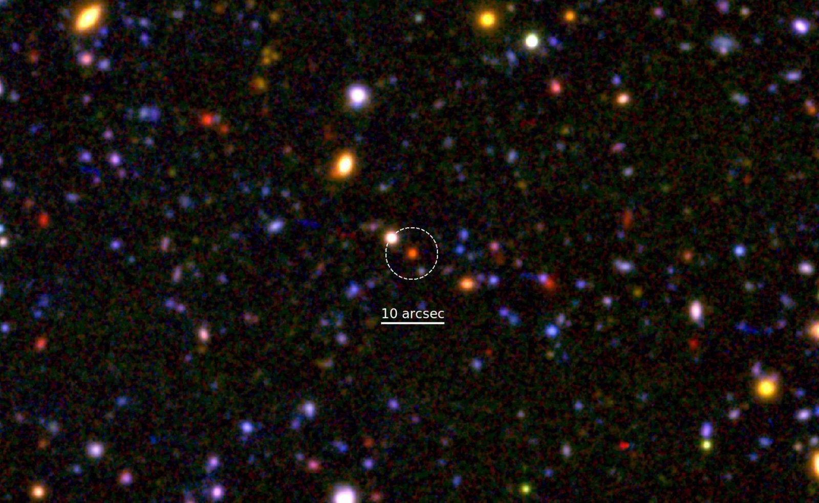 عمر کهکشانهای اولیه احتمالا بسیار کوتاه است