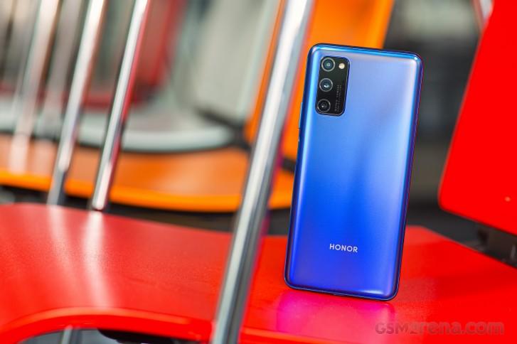 نگاهی اجمالی به گوشی Honor V30 Pro