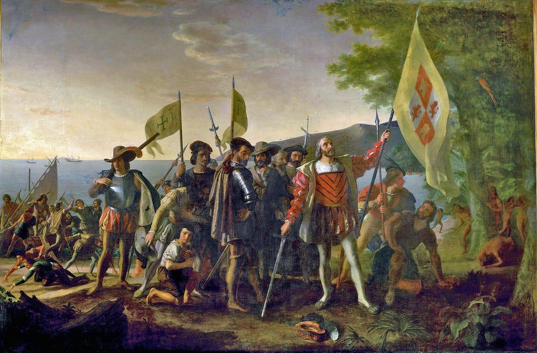چه باورهای اشتباهی در مورد کریستف کلمب وجود دارد؟