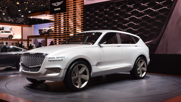 genesis gv80 plug in fuel cell concept new york 2017