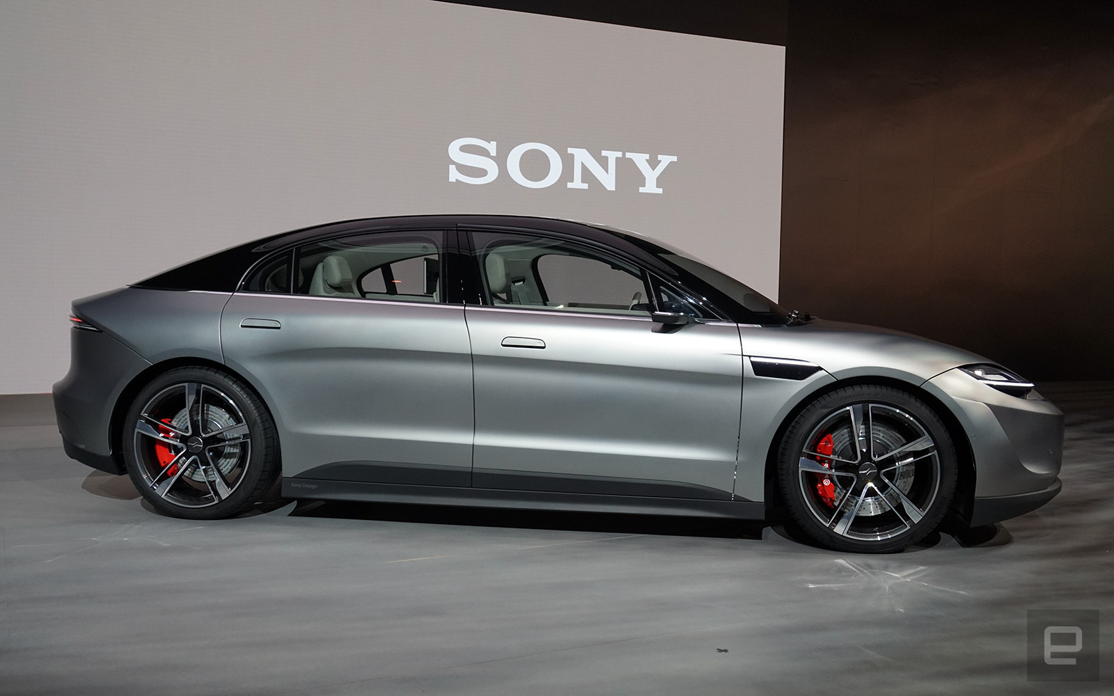 sony vision s concept car 14242
