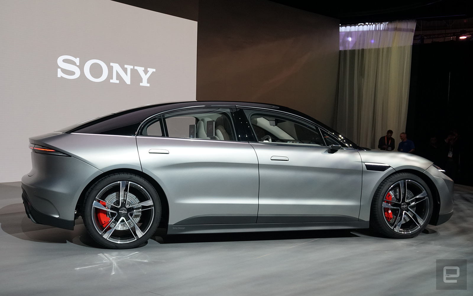 sony vision s concept car 1424242