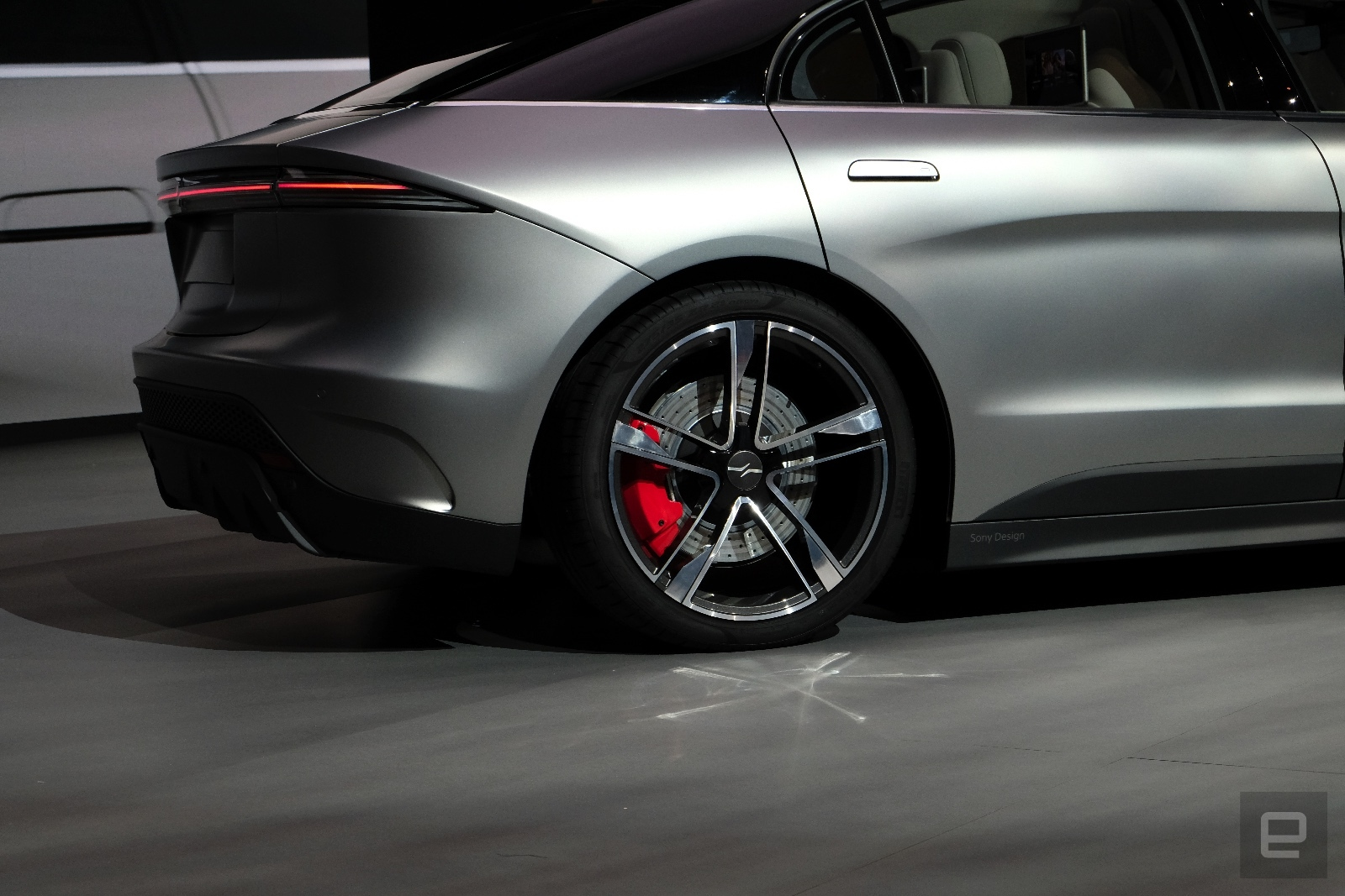 sony vision s prototype car 14442424224