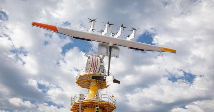 آلفابت برنامه ساخت بادبادکهای تولید انرژی را کنار گذاشت