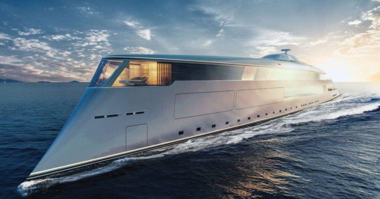 آیا بیل گیتس اولین قایق تفریحی با سوخت هیدروژنی را خریده است؟