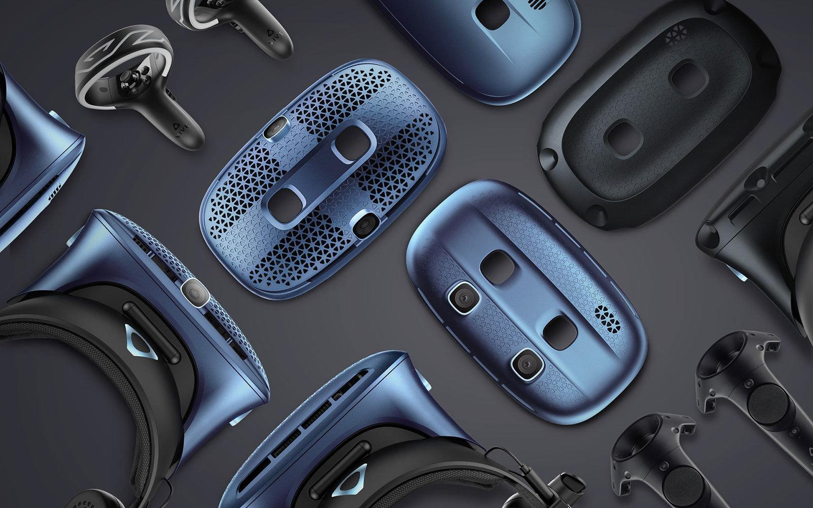 آیا هدستهای واقعیت مجازی جدید اچتیسی کاربران بیشتری را به سمت این فناوری جلب خواهد کرد؟