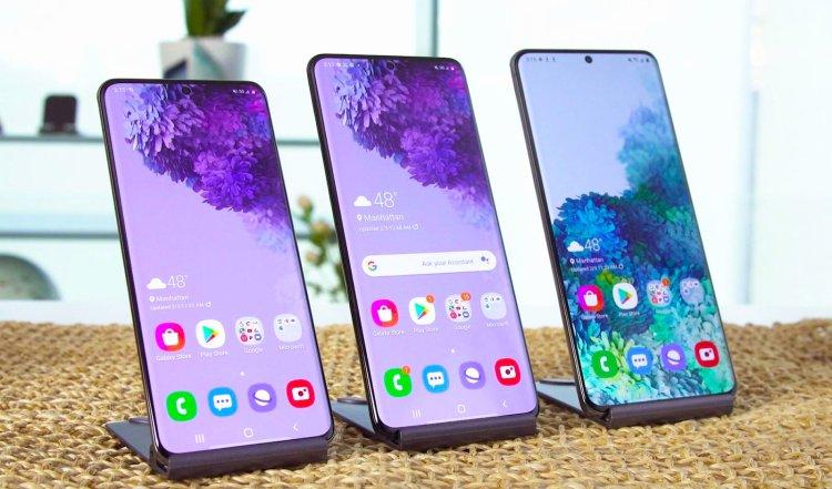 آیا سامسونگ در تولید گوشیهای هوشمند جنون سرعت گرفته است؟ 2