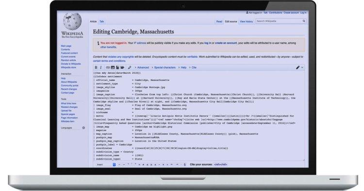 هوش مصنوعی به کمک بازنویسی مقالات ویکیپدیا میآید؟