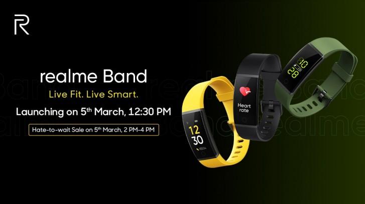 اولین دستبند هوشمند ریلمی چه مشخصاتی دارد؟