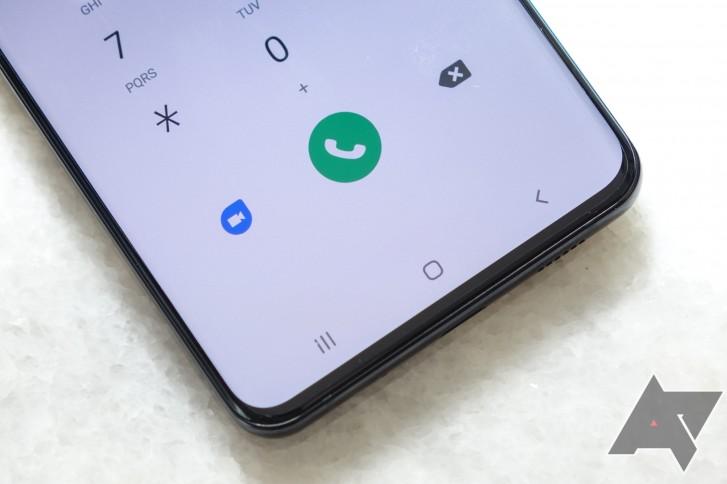 اپلیکیشن Duo در صفحه شمارهگیر گوشیهای گلکسی اس 20 ادغام میشود