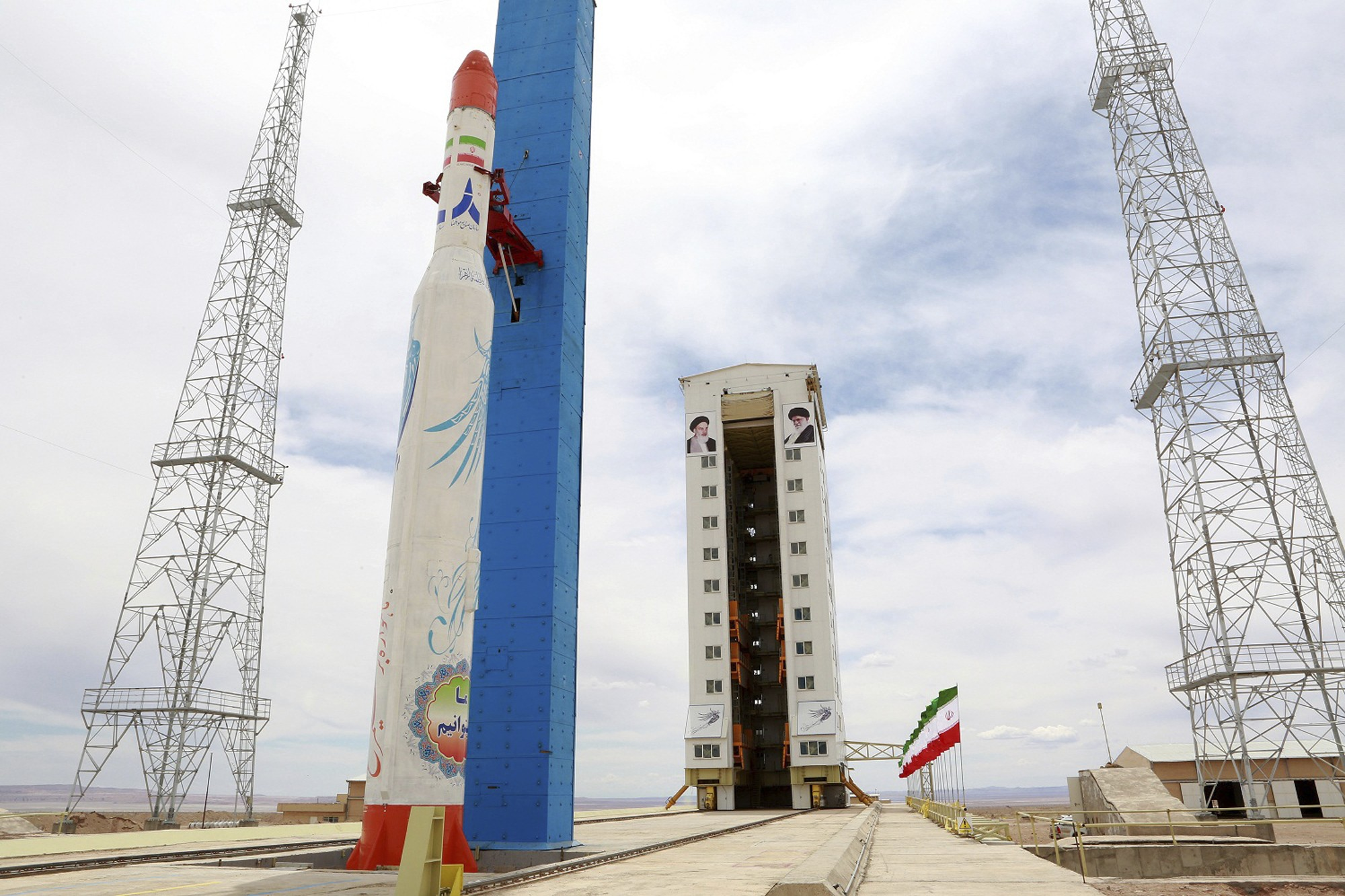 ایران ماهواره ظفر را به فضا خواهد فرستاد 1