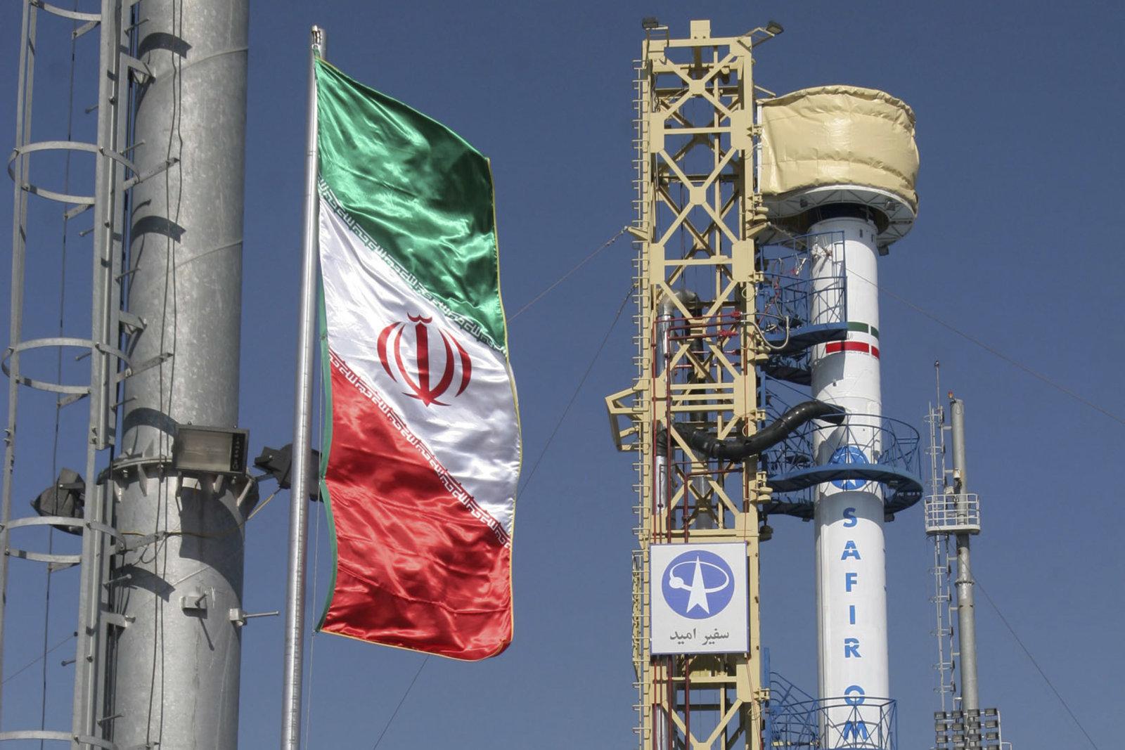 ایران ماهواره ظفر را به فضا خواهد فرستاد
