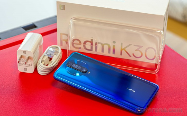 باتری گوشی Redmi K30 Pro چه مشخصاتی دارد؟