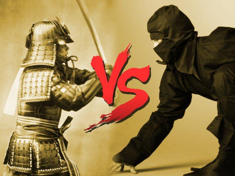 بین سامورایی و نینجا چه تفاوتی وجود دارد؟ 2 1