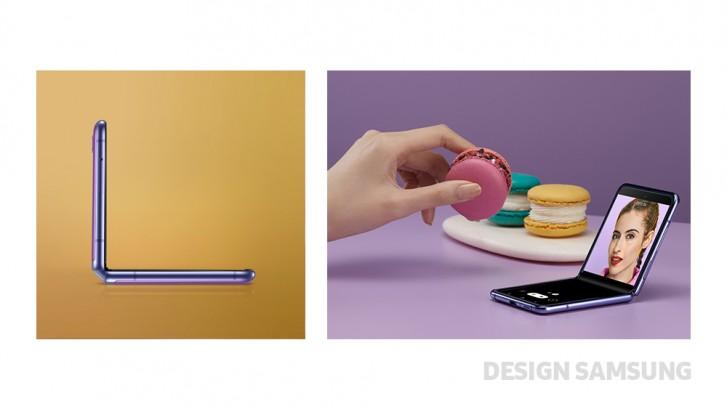 با داستان طراحی گوشی گلکسی زد فلیپ آشنا شوید: نوآوری و مدگرایی