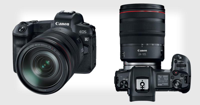 دوربین EOS R5 کانن چه مشخصاتی دارد؟