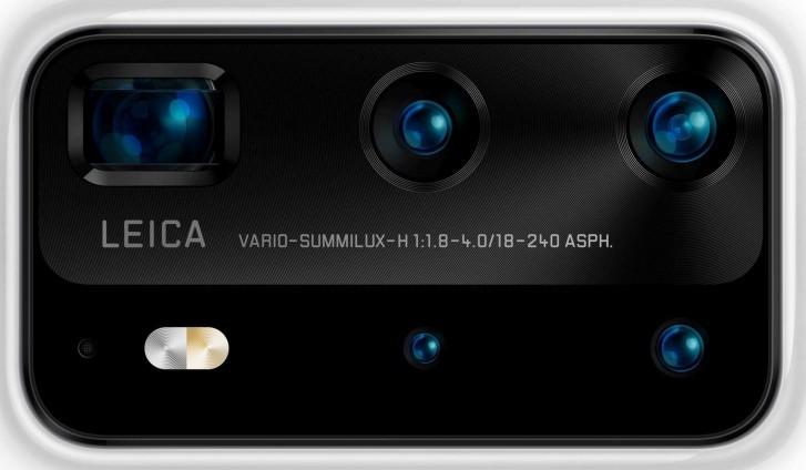 دو گوشی P40 و P40 Pro هوآوی در سایت TENAA ظاهر شدند