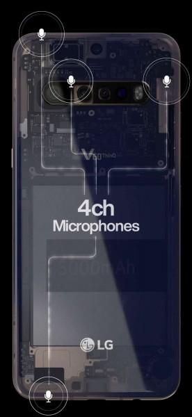 مشخصات گوشی V60 ThinQ 5G با حضور در بنچمارک Geekbench مشخص شد