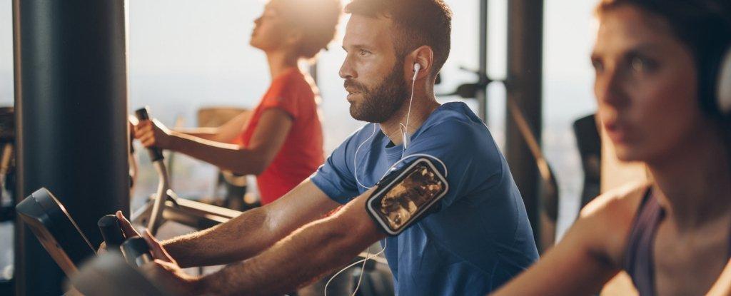 موسیقی با ضربآهنگ بالا هنگام ورزش چه تاثیری دارد؟