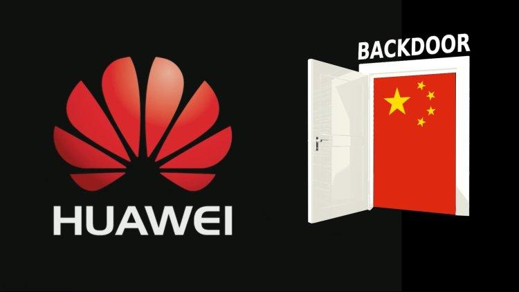 Huawei Backdoor